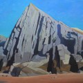 Paintings of Three Cliffs Bay
