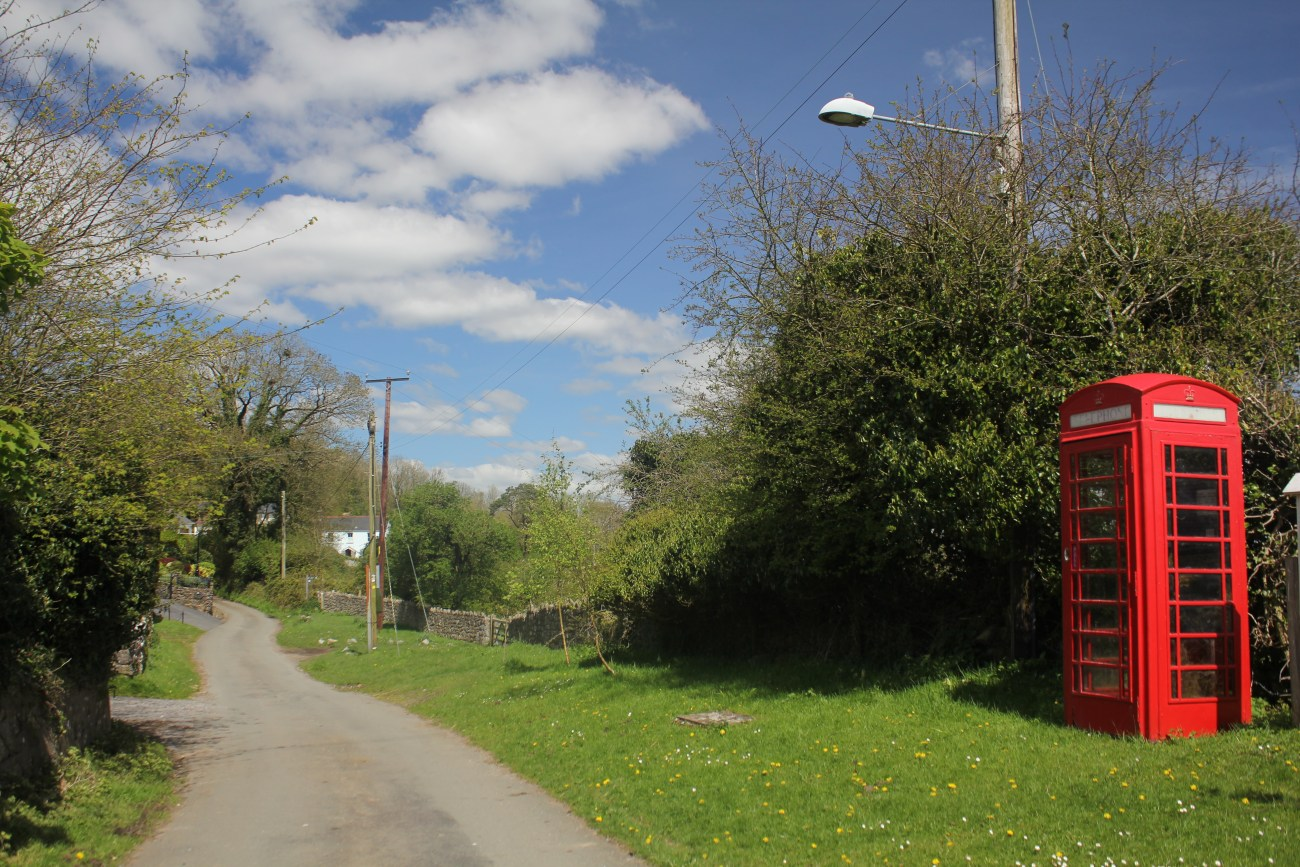 Call Box at Landimore
