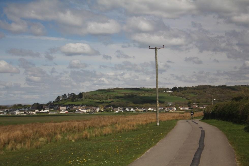 Marsh Road, Gower Peninsula