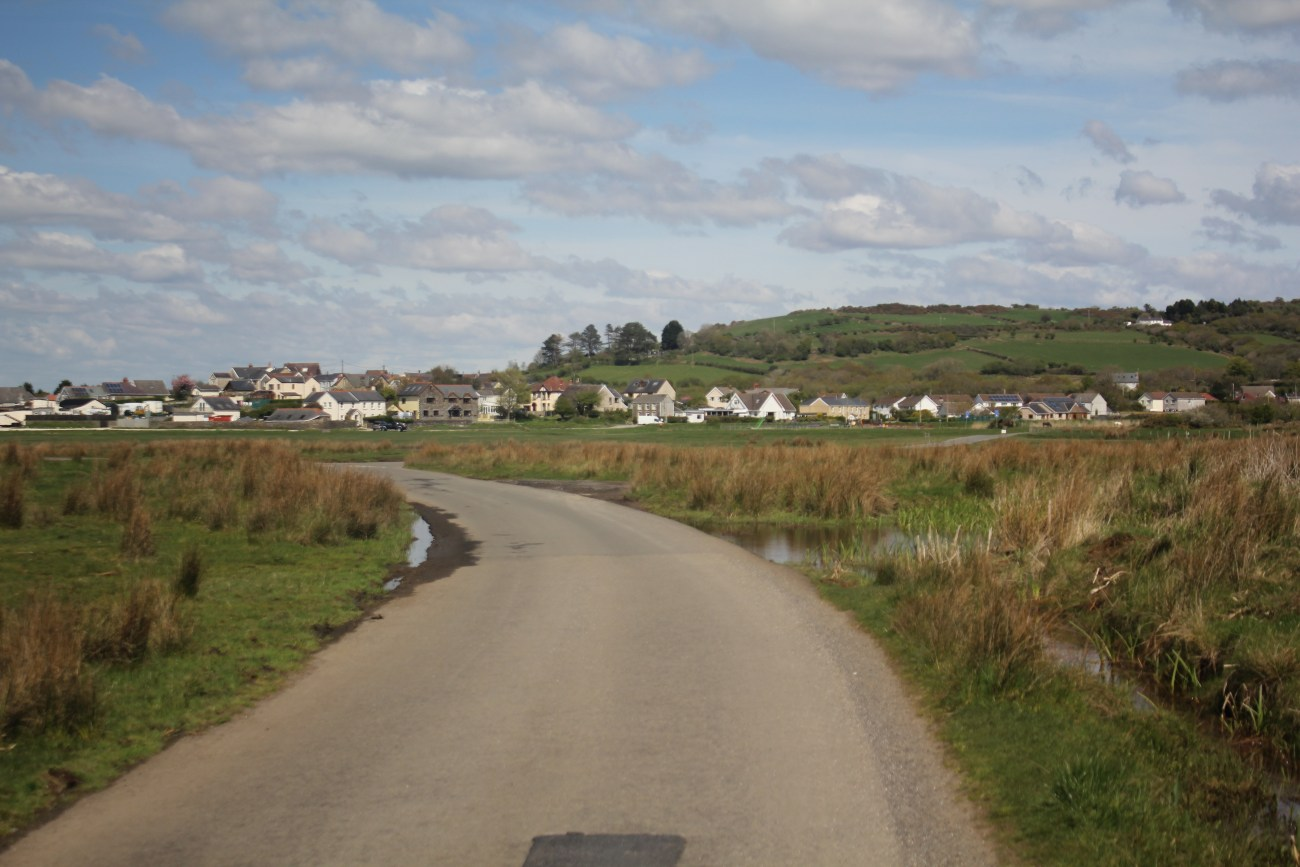 North Gower, Marsh Road