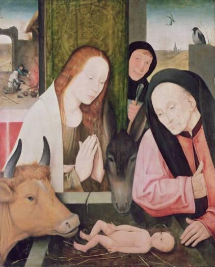 Jerome Bosch adoration_of_the_child137623