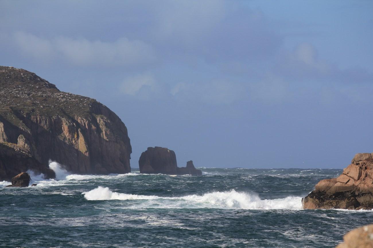 Owey Island, Donegal.