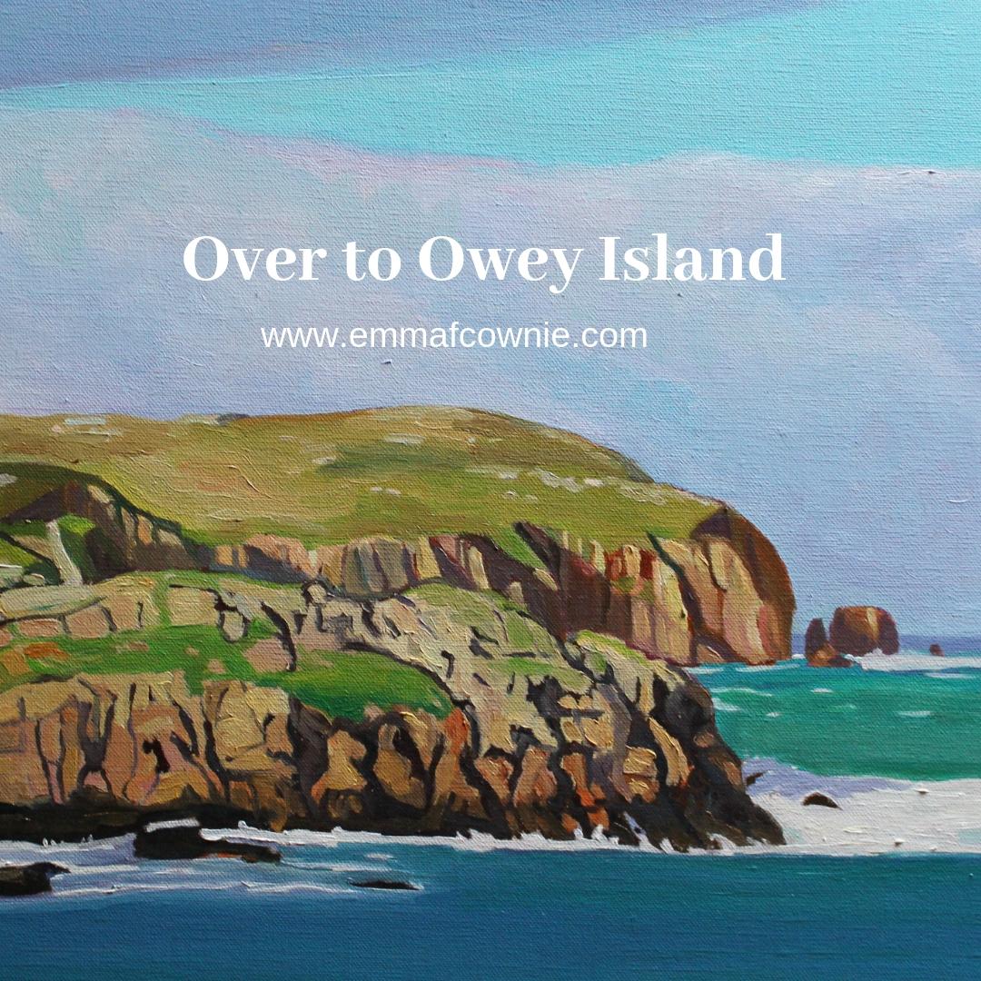 Over to Owey Island