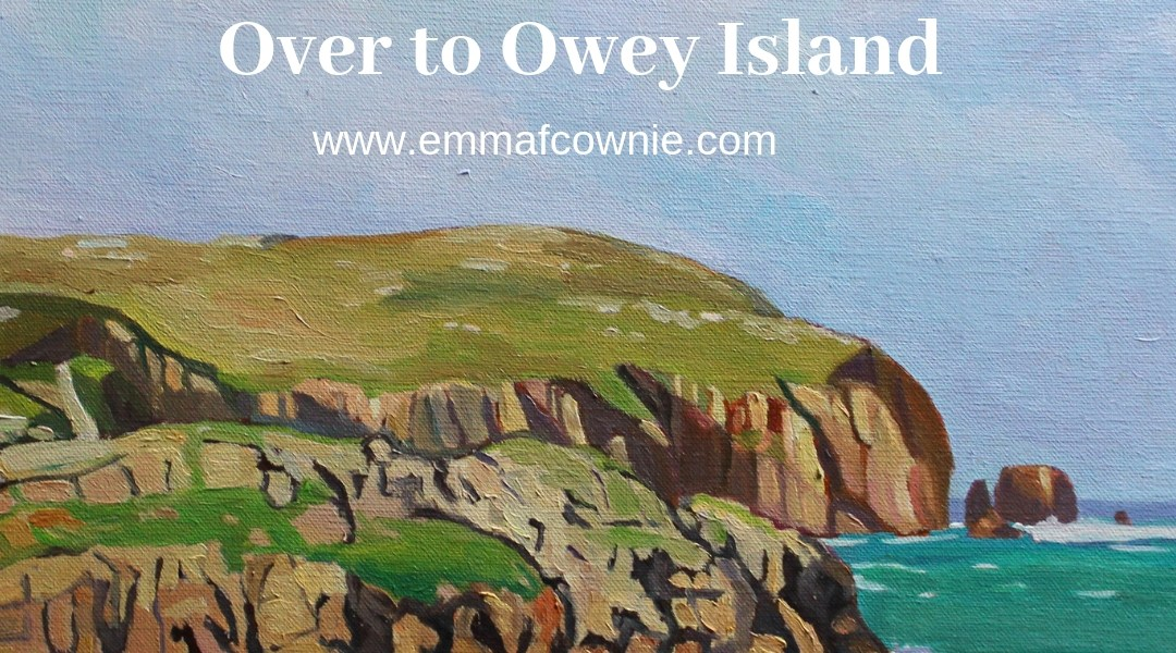 Blog about Owey Island Donegal, Ireland