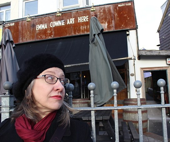 Emma Cownie Swansea artist