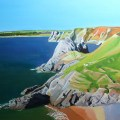 Painting of Gower for sale