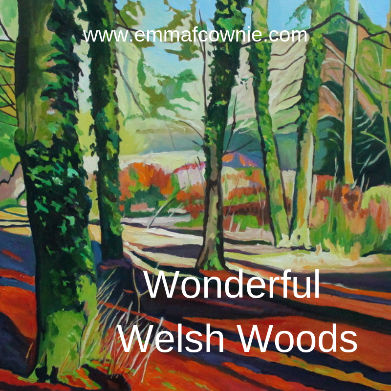Wonderful Welsh Woods