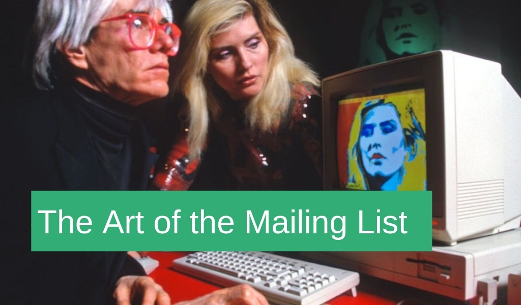 Mailing List Tips