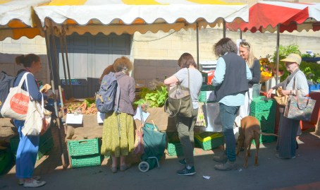 Market at Stroud