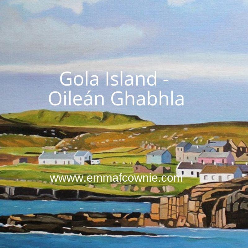 Gola Island – Oileán Ghabhla