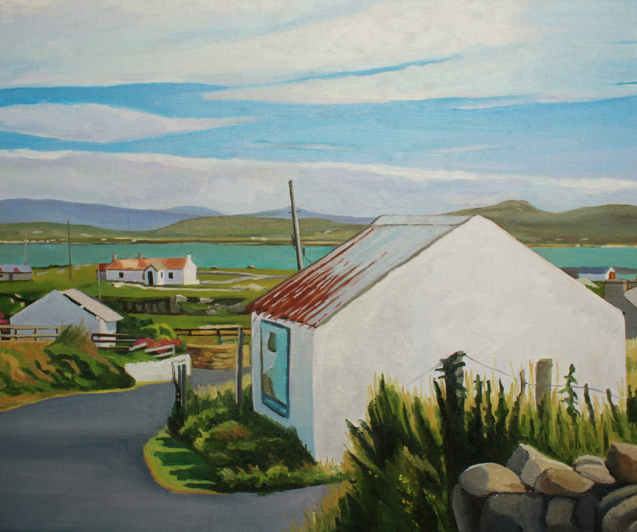 Donegal painting for sale