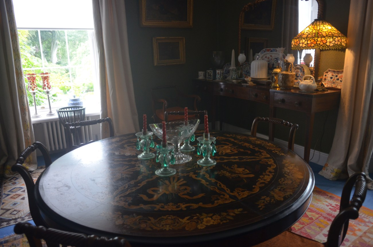 The Dining Room, Glebe House