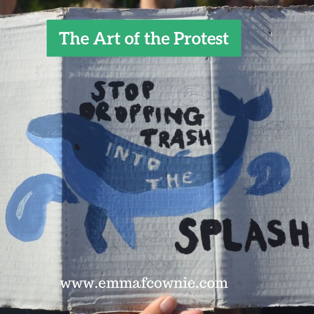 Art of the Protest