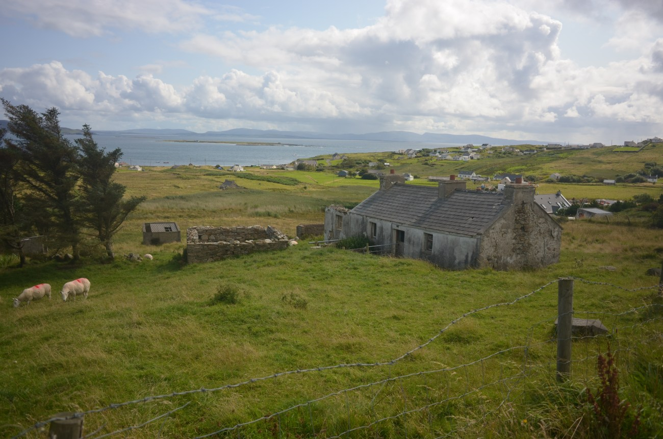 View from Arranmore