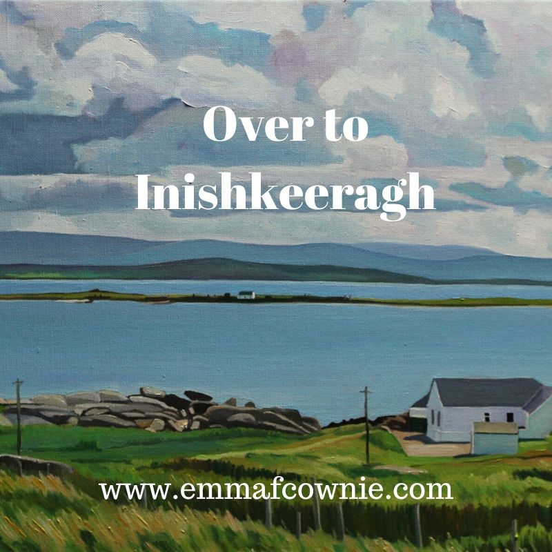 Over to Inishkeeragh