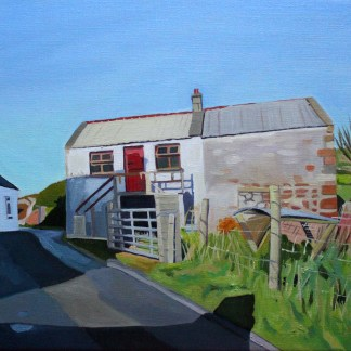 Painting of Donegal, Ireland_EmmaCownie