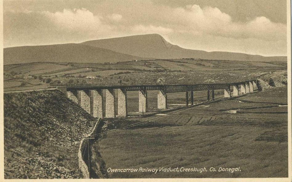 Owencarrow Viaduct, Donegal