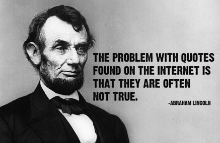 Lincoln-quote-internet-hoax-fake