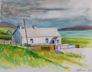 Cloughcor Cottage Arranmore