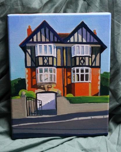 Mock Tudor,Swansea
