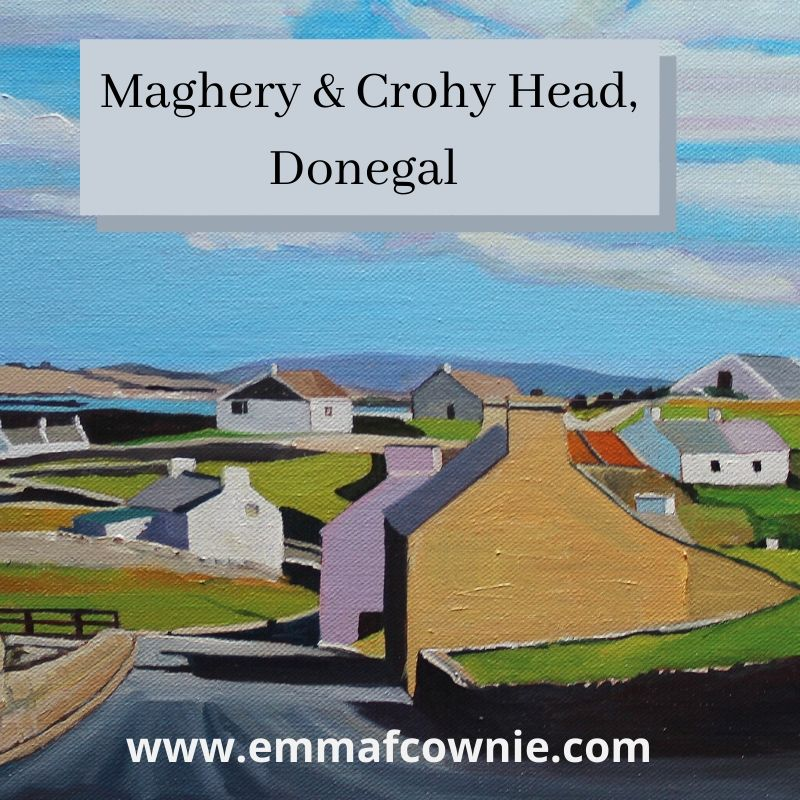 Maghery and Crohy Head, Donegal