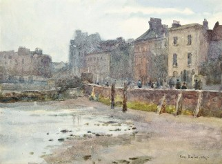 Rose_Maynard_Barton_-_Old_Chelsea_Wall,_London_(1897)