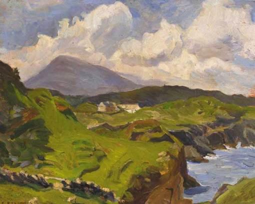 Solomons Donegal Landscape