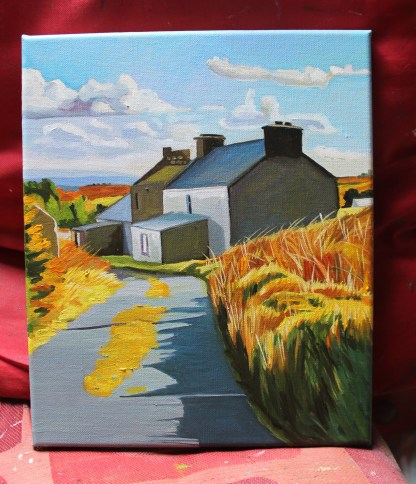 Brightening Up (Arranmore, Donegal)_Emma Cownie