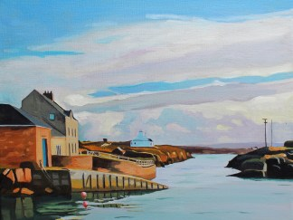 Inishcoo House, Donegal, ireland by ma Cownie