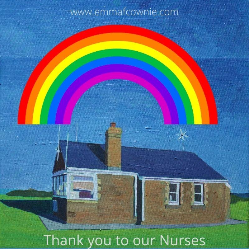 Thank you to our nurses