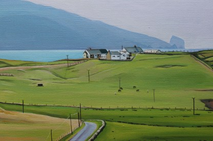 Tormore from Rosbeg (detail)