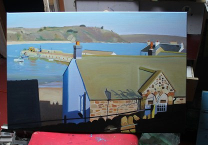 Out of the Tenby Shadows