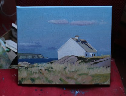 Donegal Thatched Cottage (Cruit Island)