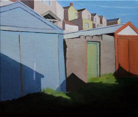 Back Lane, St Thomas (2021)