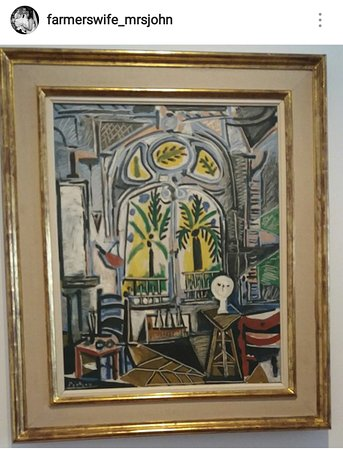Picasso painting Glynn Vivian