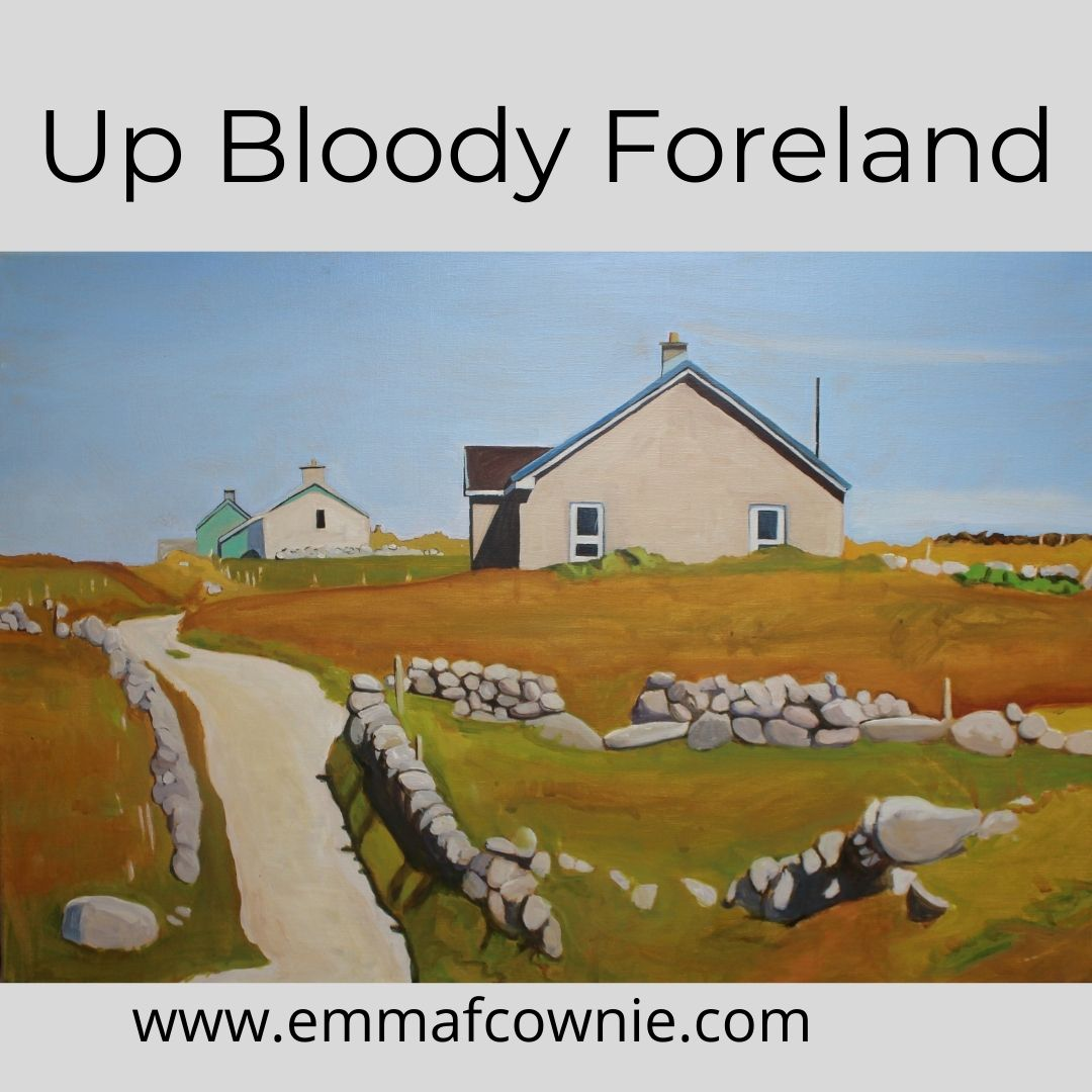 Up Bloody Foreland, Donegal