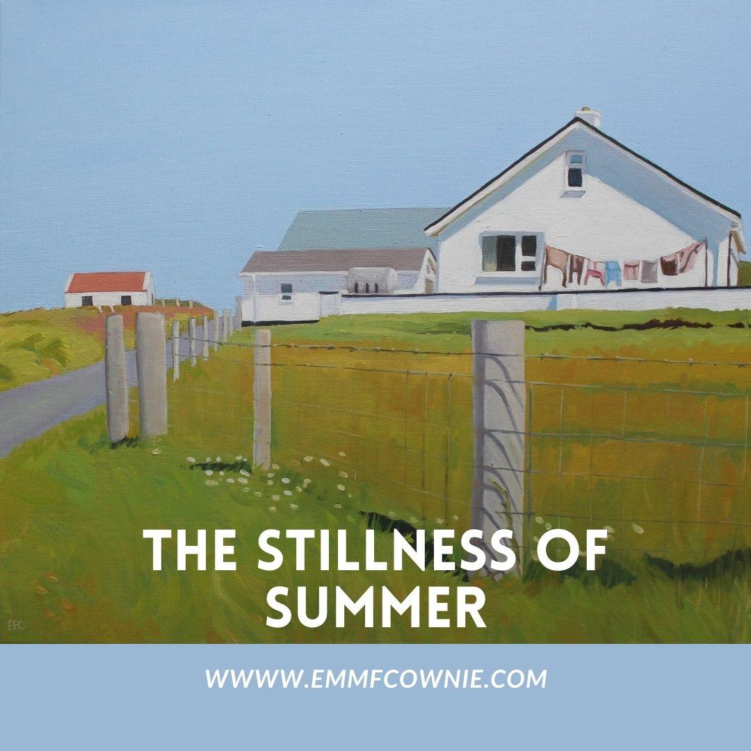 The Stillness of Summer
