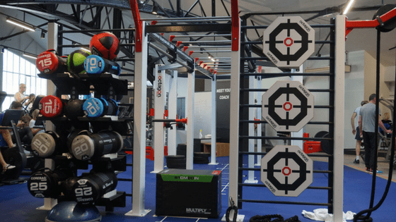 Training fonctionnel au CMG Sports Club Grenelle