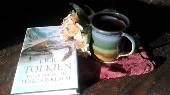 book, tolkein, reading