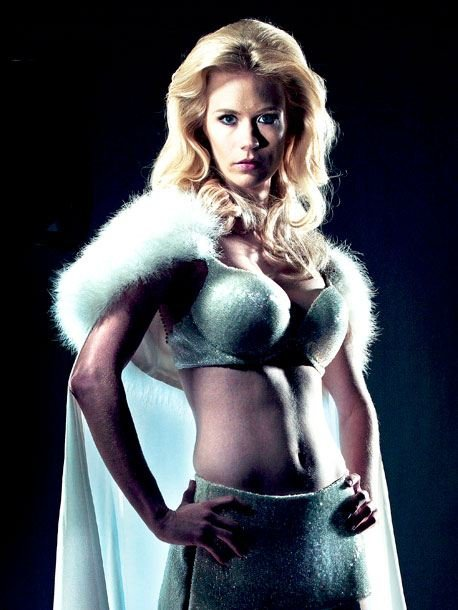New Emma Frost Photo In X Men First Class