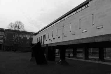 Raised Faculty Building