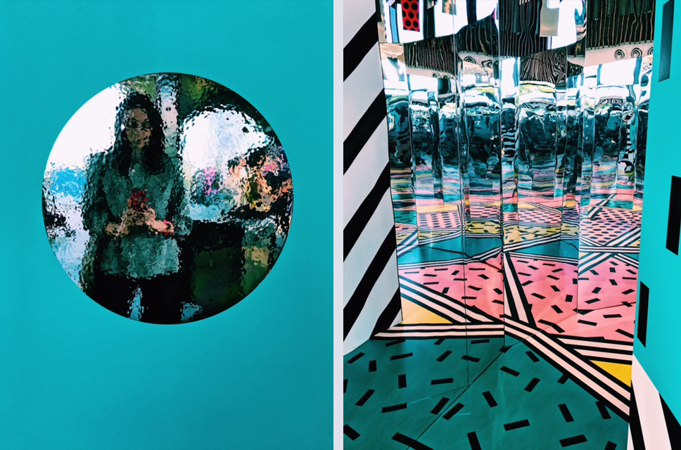 EJP-Camille-Walala-Now-Gallery-Play-Mirrors-Teal