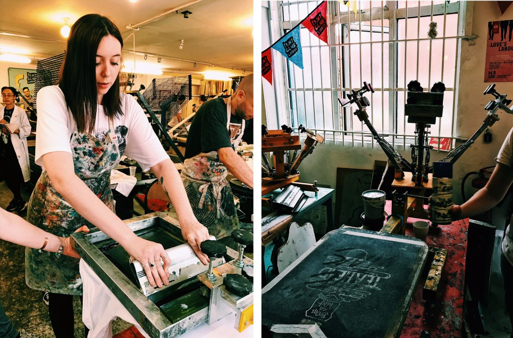 Emma-Jane-Palin-Screen-Printing-Print-Club-London