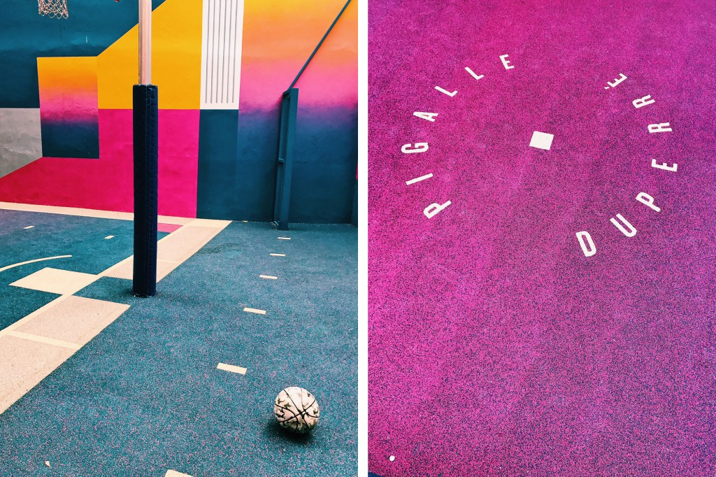 EJP-Paris-City-Guide-Pigalle-Basketball-Court-Pink-Blue