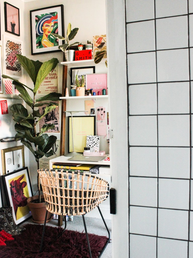 EJP-Abode-office-makeover-small-spaces-desk-pols-potten-rattan