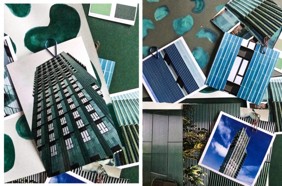 Mapleton Crescent SW18 Wandsworth Terracotta tiles
