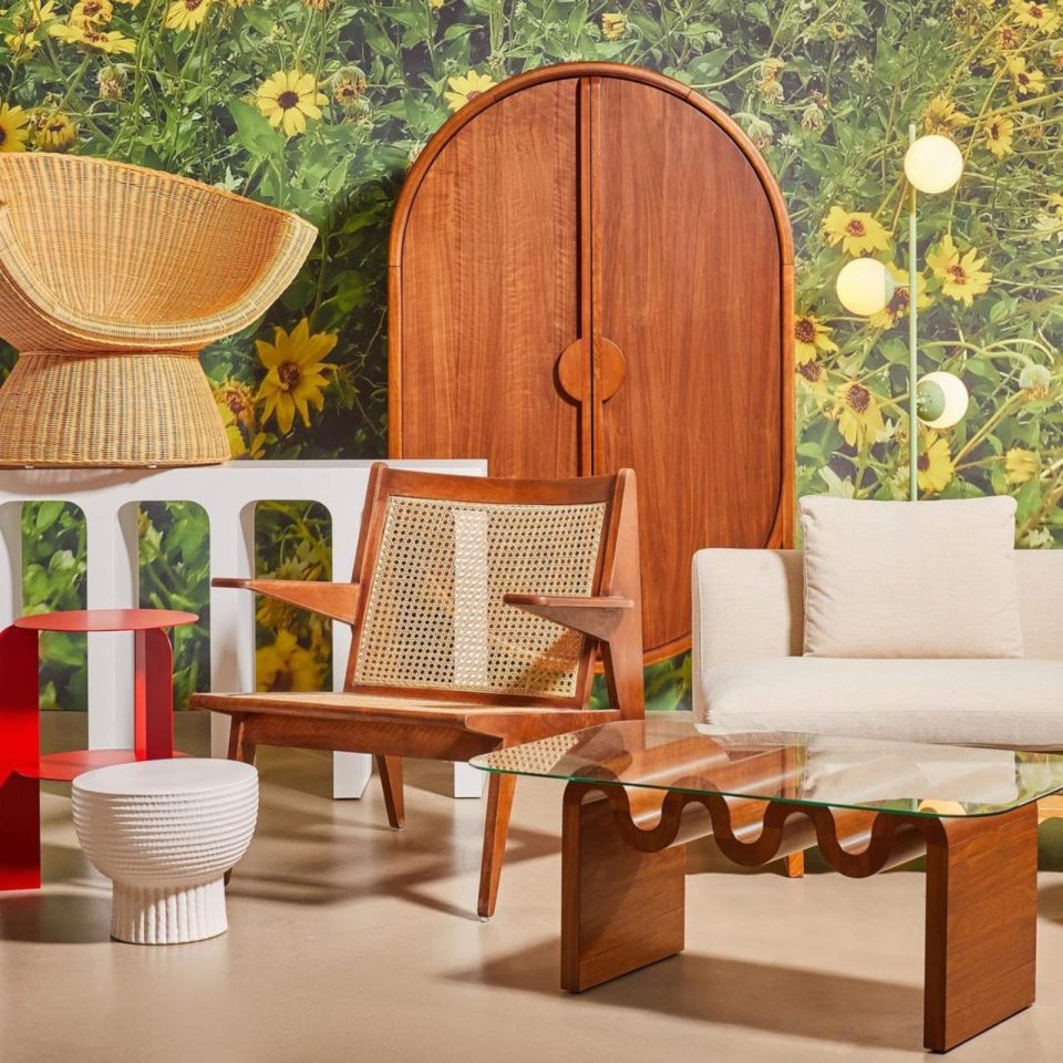 mid-century furniture - urban outfitters home