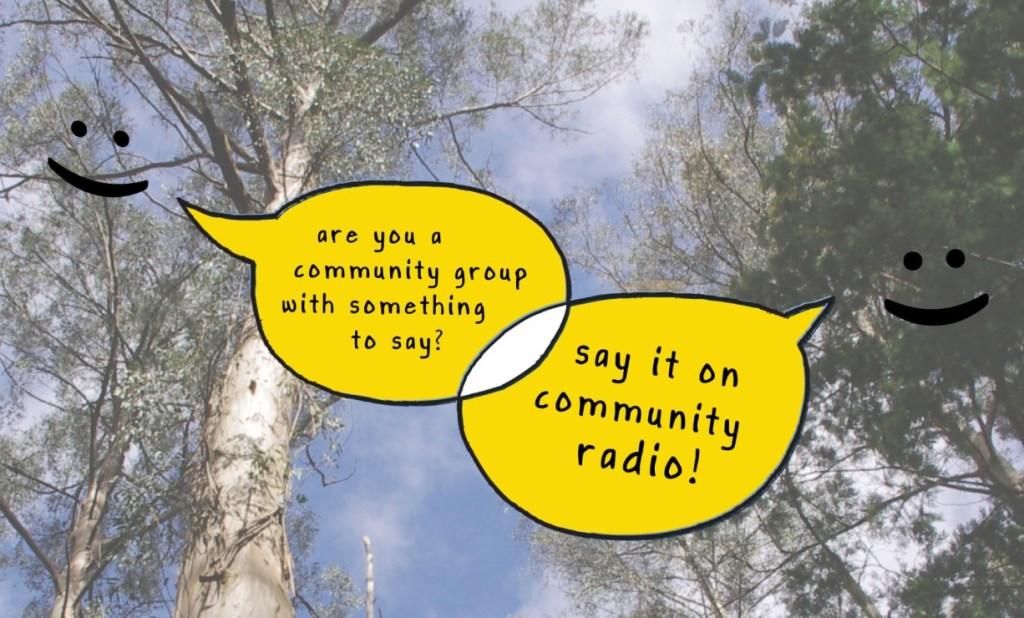 Community Outlook Promotional Poster