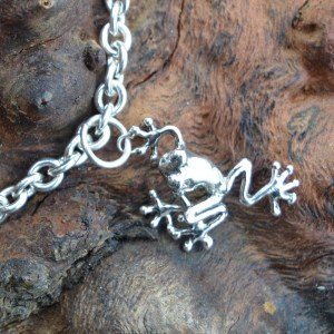 Frog Charm 1 - Emma Keating Jewellery
