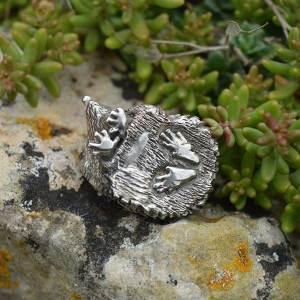 Hedgehog 6 - Emma Keating Jewellery